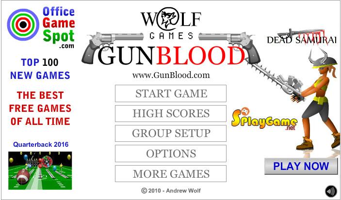 Play Gunblood Online